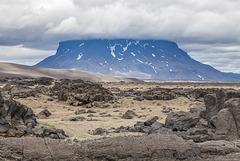 Herðubreið, the queen of Icelandic mountains