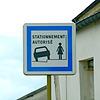 France 2014 – Mrs. Stick parks the car