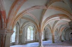 Abbaye Royale de Notre Dame de Fontenay, scriptorium