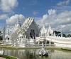 Temple blanc Wat Rong Khun