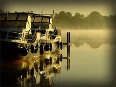 stille an bord