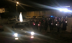 Our Lady of Fátima arrived to A-dos-Ruivos in due time