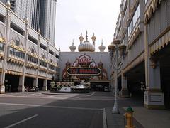 Taj Mahal gambling time