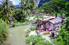 Riverside Property - Ufergrundstück :-(  Kuala Lumpur 1996