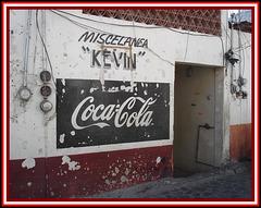 Kevin likes Coca-Cola
