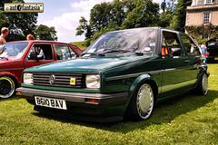 1984 VW Golf Mk2 C - B610 BAV