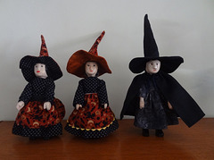Hitty Witches Three