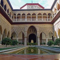 Spain - Sevilla, Real Alcázar