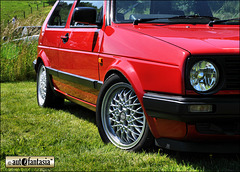 VW Golf Mk2 - Details Unknown