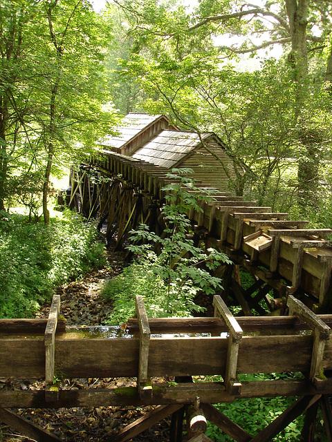 Rural life in Appalachia.