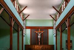 Humberstone - church