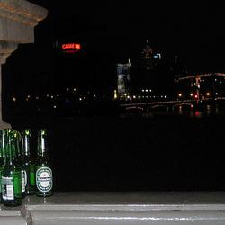 Magere brug; saturday night
