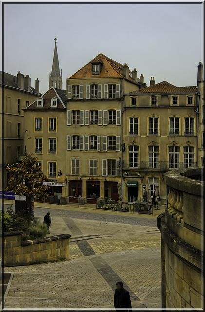 Metz Place de Chambre