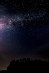 """""""It's full of stars!"""" - Milchstraße - 20140927"""