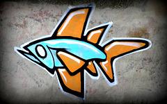 Graffiti structuré