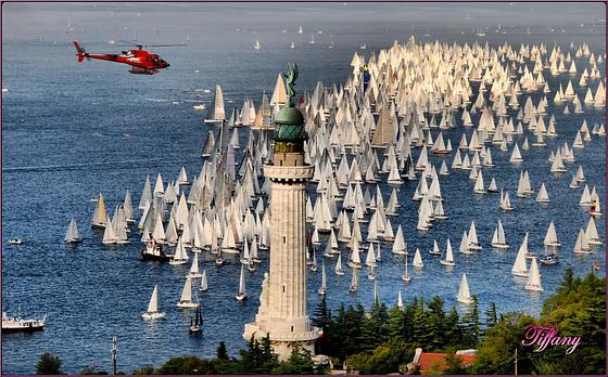 Barcolana 2014 - Autumn Cup - 1878 Sailboats