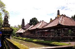 Bali, Fürstentempel Mengwi 6. ©UdoSm