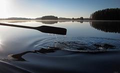 last rowing