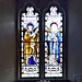 Church of St Laurence, Seale - stained glass