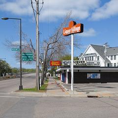 Liquor River Boulevard.