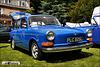 1971 VW Type 3 1600 E Variant - PLC 826L