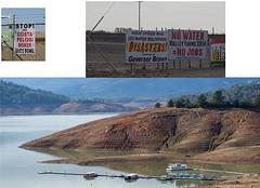 California water politics, October 2014