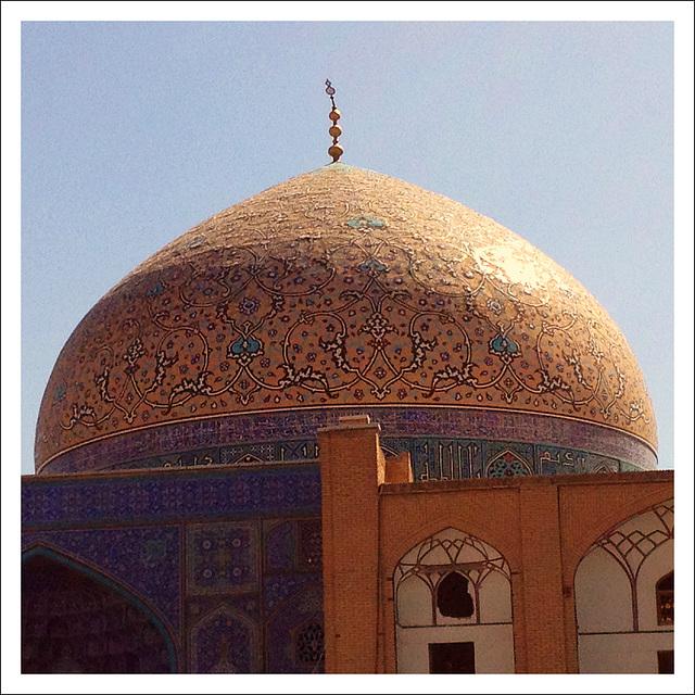 مسجد شیخ لطف الله Masjed-e Sheikh Lotf-ollāh