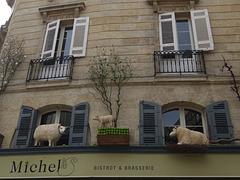 Les 3 moutons .