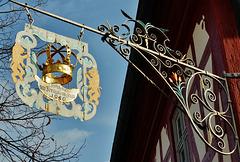Alter Ausleger - Inn Sign