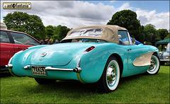 1956 Chevrolet Corvette (C1) - NAS 252