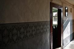 Hausflur eines alten Bauernhauses - Hallway of an Old Farmhouse
