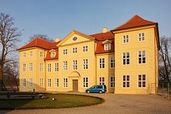 Mirow (Mecklenburg-Strelitz), Schloss