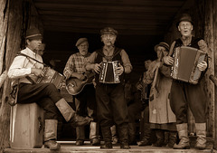 old timers band