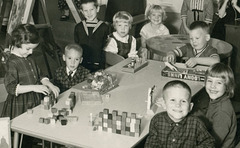 Loony Links and Other Toys, Kindergarten Class, Baltimore, Md., 1965-66