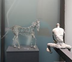 Pferd und Reiter...