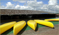 The Yellow Banana-boats... ;)