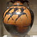 Terracotta Panathenaic Amphora Signed by Nikias in the Metropolitan Museum of Art, September 2010