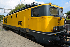 Spoorwegmuseum 2014 – Engine 1312