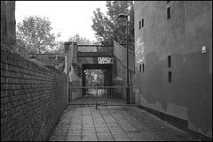 Somerleyton Passage, Mayall Rd, Brixton.