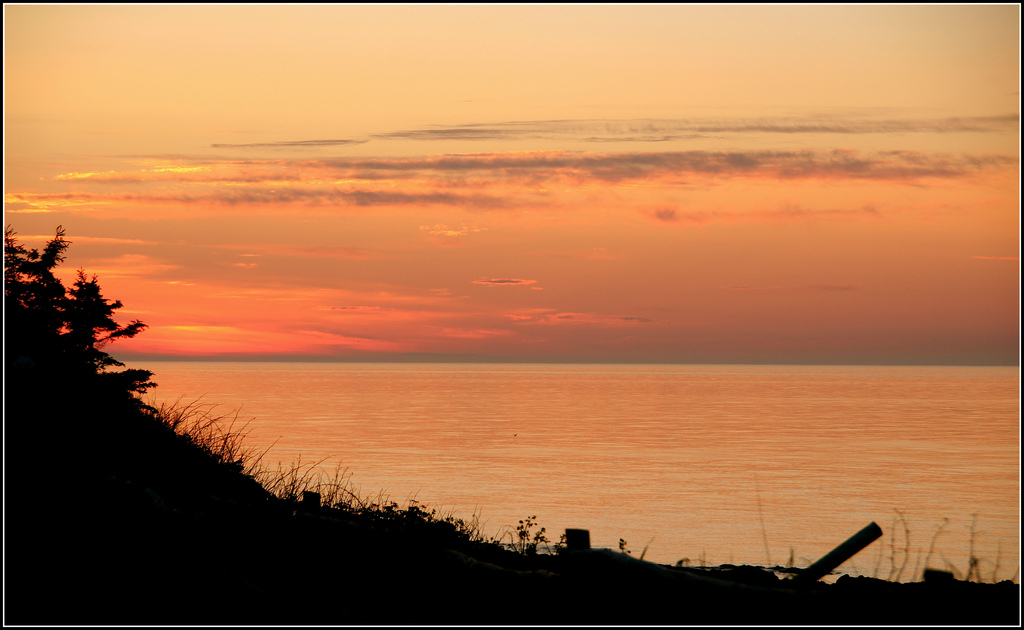 Gulf of St. Lawrence, Quebec