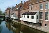 Nederland - Appingedam, hanging kitchens