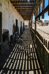 Humberstone - Hospital Porch