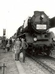 100 Jahre Eisenbahn Schwerin - Ludwigslust im Oktober 1989