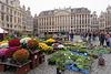 Marché aux fleurs sur la Grand-Place