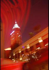 Nuit à Shanghai