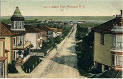 4414. Cove Street Port Maitland N. S.