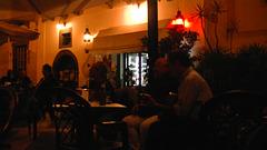 Sizilien, Chitarra Bar Lipari, 17.10.2014