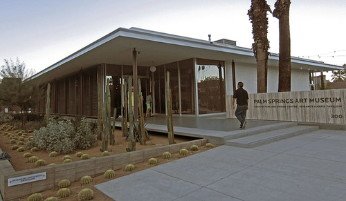 Palm Springs Art Museum Architecture and Design Center (2510)
