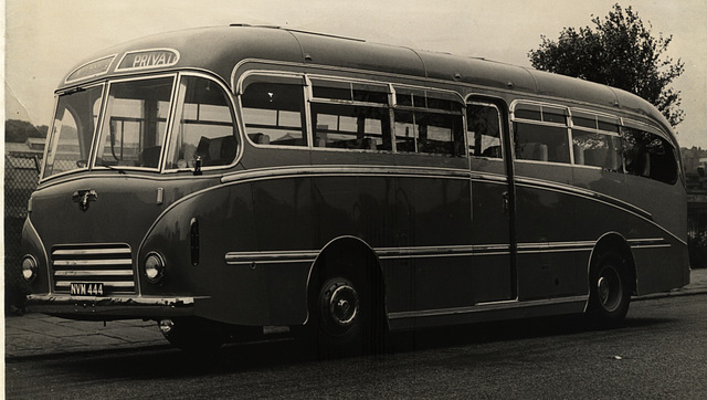 North Manchester Motor Coaches NVM 444