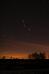 Orion in het Bargerveen (view on black)